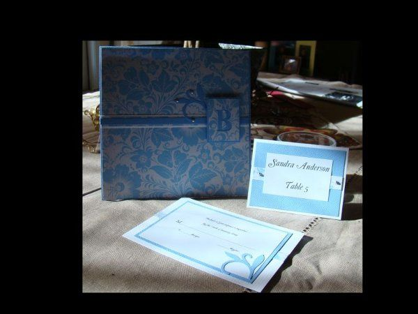 Tmx 1269151774053 Bluebird3 Denver wedding invitation