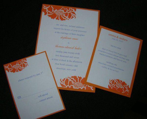 Tmx 1269151996709 DSC05265 Denver wedding invitation