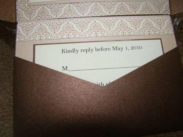 Tmx 1274589557034 DSC05539 Denver wedding invitation