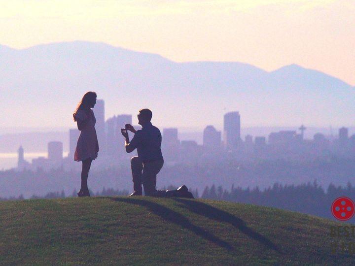 Tmx 1507315549715 Newcastle Proposal Seattle, WA wedding videography
