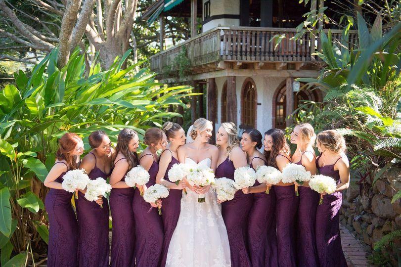 Bridesmaid photos