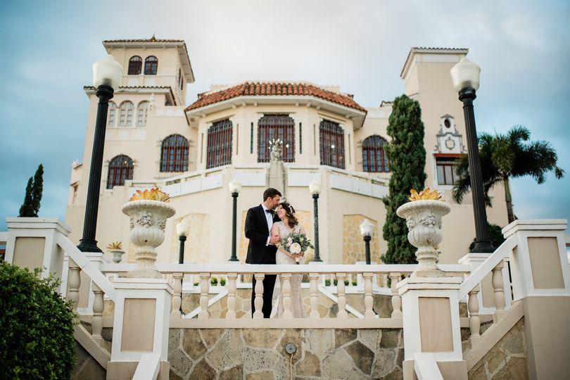 Wedding at Castillo Serrallés