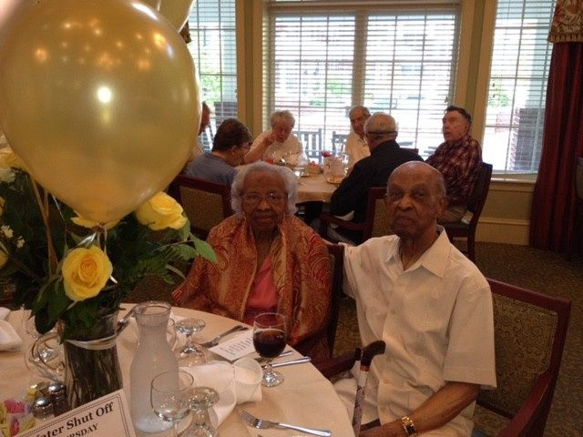 Officiating my parents 68th wedding anniversary!