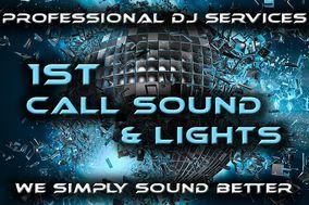 1st Call Sound & Lights