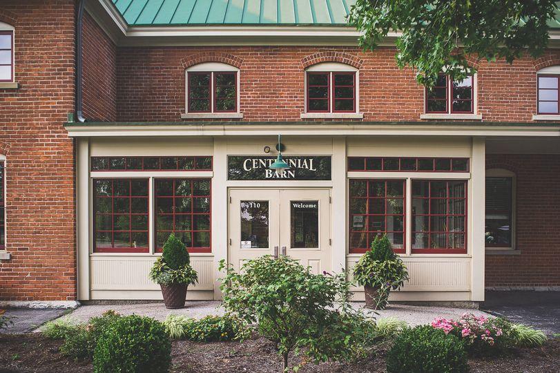centennial barn front door