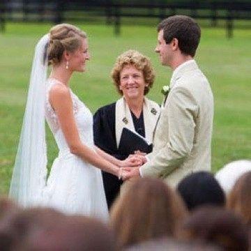 A happy wedding