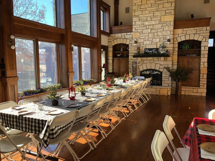 Main Room banquet