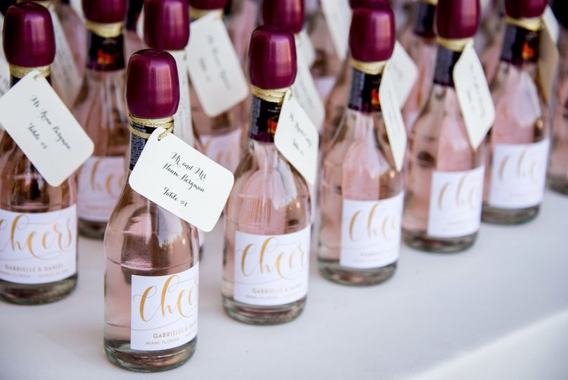 A new twist on placecards