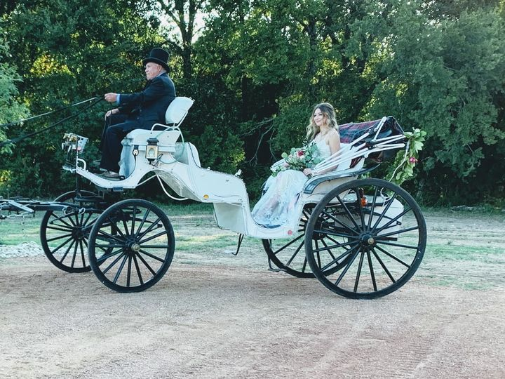 Tmx Carriage 1 51 1890733 159917882022472 Whitesboro, TX wedding venue