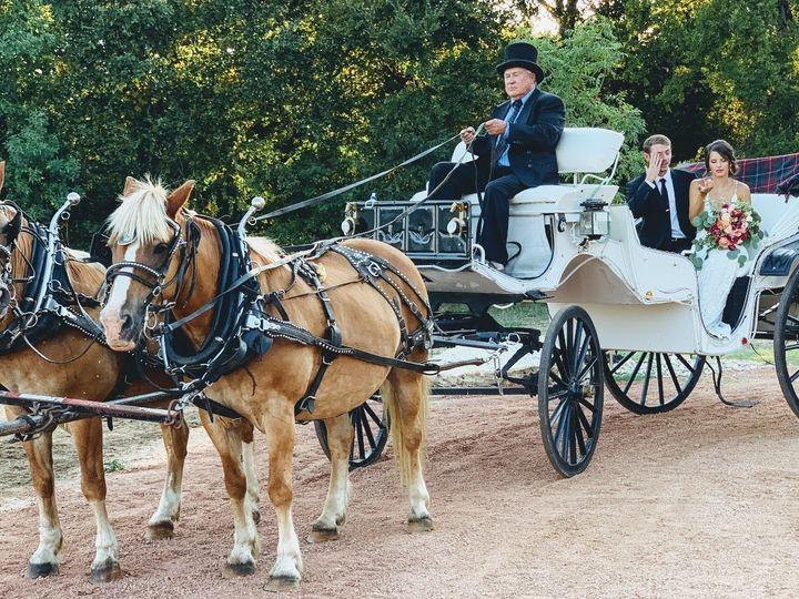 Tmx Carriage 2 51 1890733 159917882178726 Whitesboro, TX wedding venue