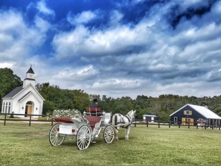 Tmx Horse Carraige Chapel Hall 51 1890733 160150570913985 Whitesboro, TX wedding venue