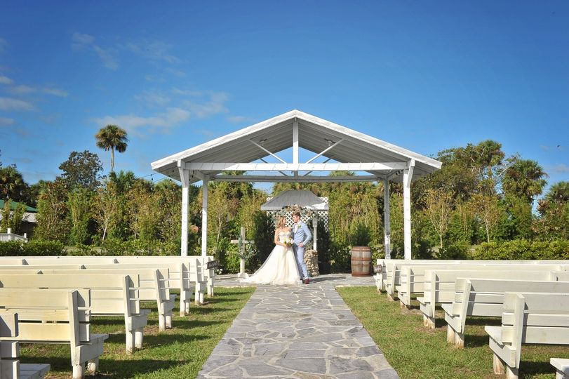 Romantic Ceremony Site