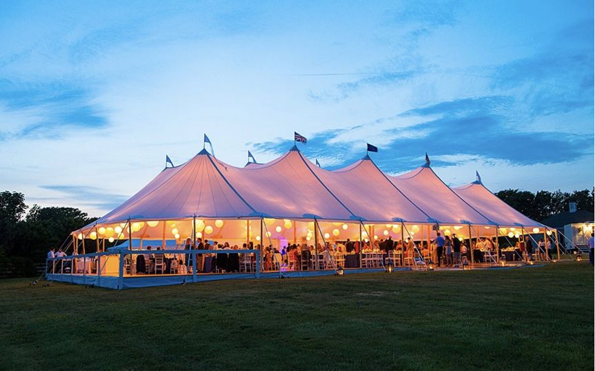 Sailcloth for charity event