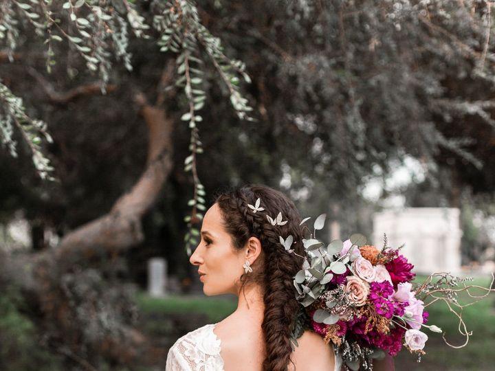 Tmx Cemetery Styled Wedding 024 51 1891733 161185850364331 Ventura, CA wedding beauty