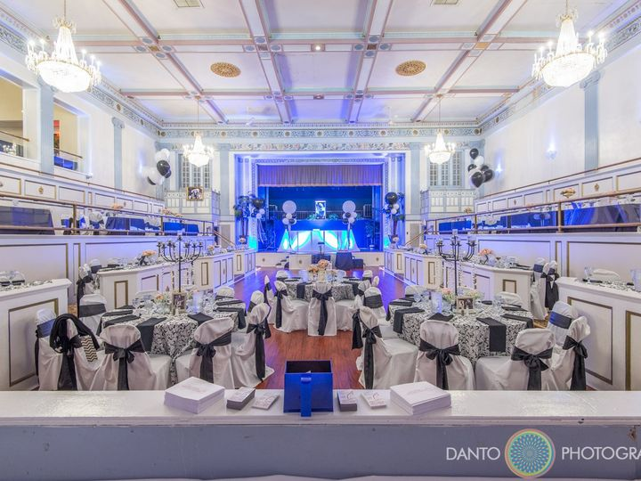 Tmx 1439484727831 Lafayette Grande Crystal Ballroom Amazing Historic Pontiac, MI wedding venue