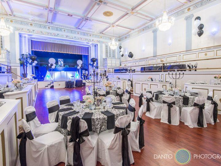 Tmx 1439484747946 Lafayette Grande Crystal Ballroom Amazing Historic Pontiac, MI wedding venue