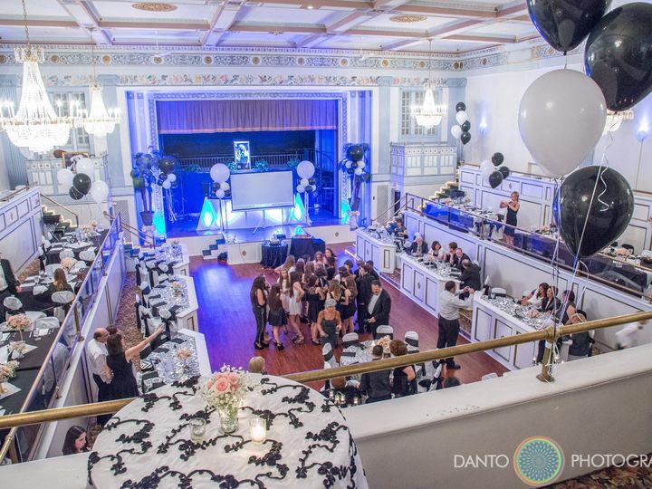 Tmx 1439484795319 Lafayette Grande Crystal Ballroom Amazing Historic Pontiac, MI wedding venue
