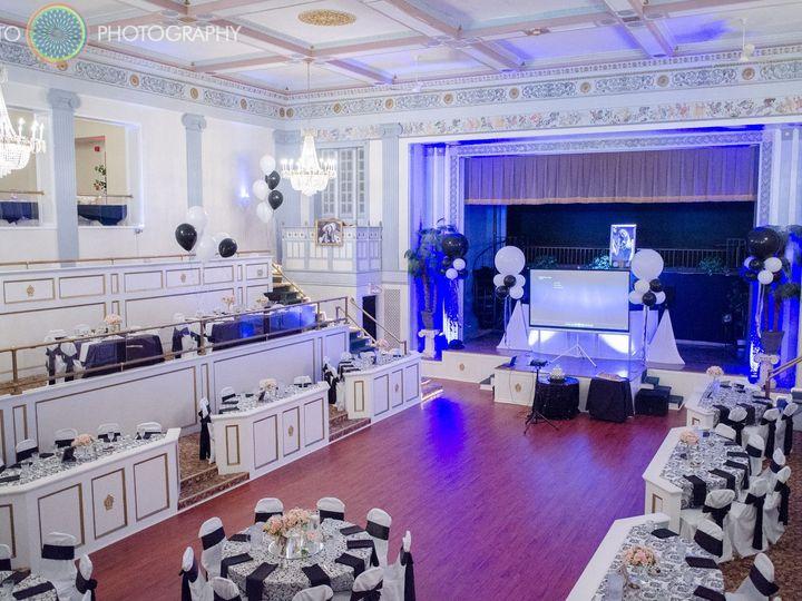 Tmx 1439484815066 Lafayette Grande Crystal Ballroom Amazing Historic Pontiac, MI wedding venue