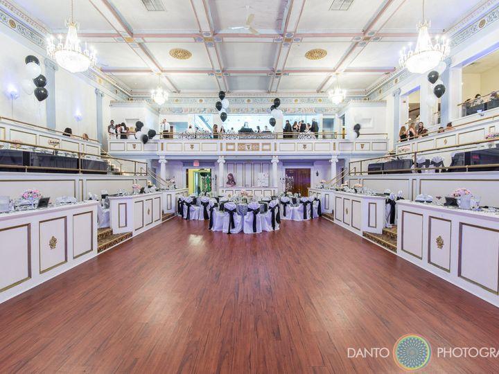 Tmx 1513957208 19a49f2e10a1dae5 1439485079650 Lafayette Grande Crystal Ballroom Amazing Histor Pontiac, MI wedding venue