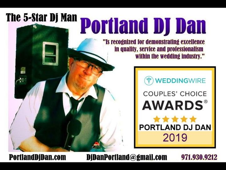 Tmx Dan Couples Choice Winner Poster 2019 51 203733 1571043756 Portland, OR wedding dj
