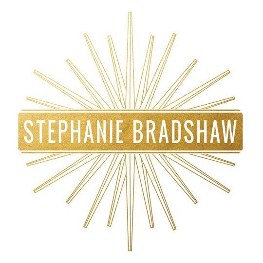 c53093e118d9a435 Stephanie Bradshaw Metallic Logo PNG