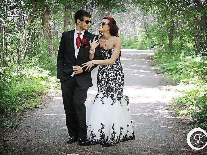 Tmx 1414597442987 Hanna1 Minot wedding dress