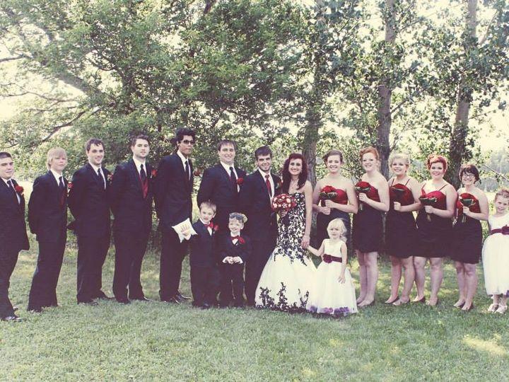 Tmx 1414597446812 Hannahall Minot wedding dress