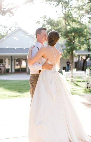 First Dance Time!