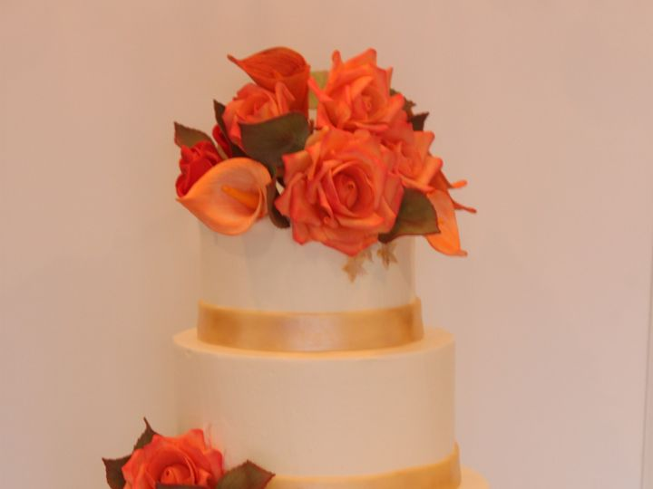 Tmx 1382283401411 Fall3 Dracut, MA wedding cake