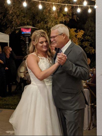 Father/Daughter Dance Creston