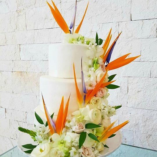 Celebration cake for Rihanna