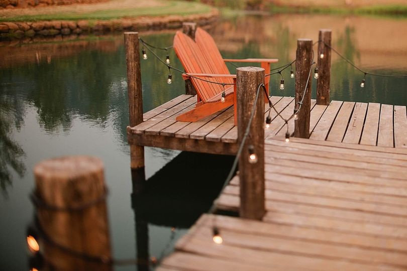 The Dock at Legacy Lake