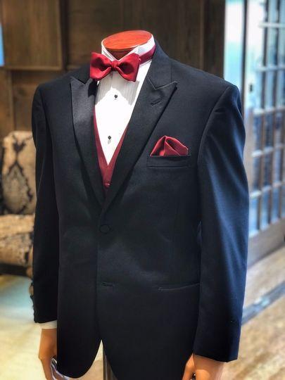 Traditional Tuxedo