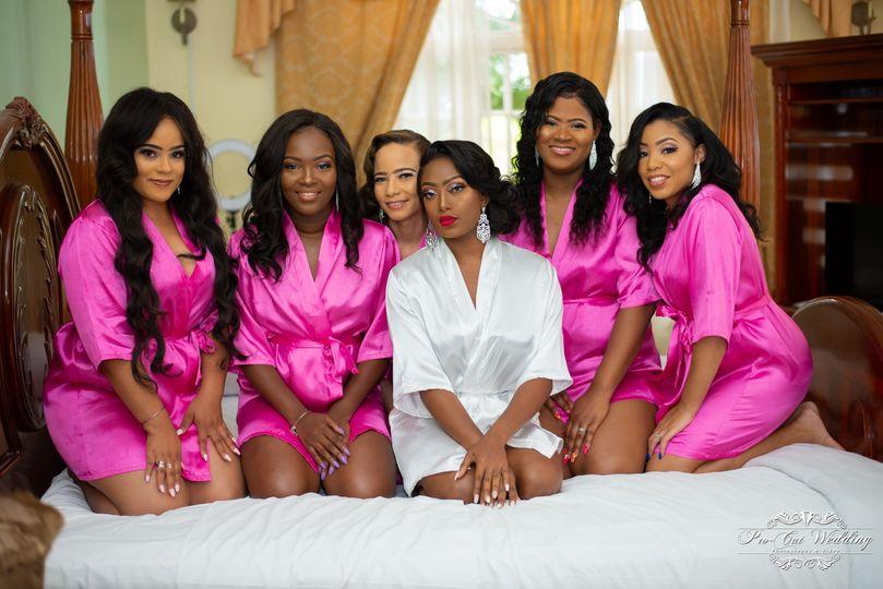 The Beautiful Ladies