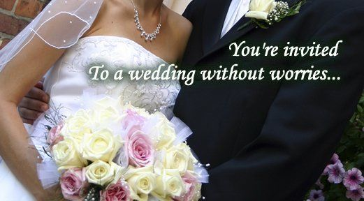 WedSafe Wedding Insurance Invites You To A Wedding Without Worries!
