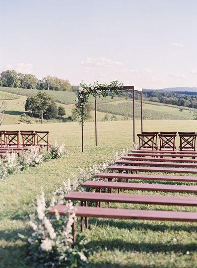 Hillside Ceremony