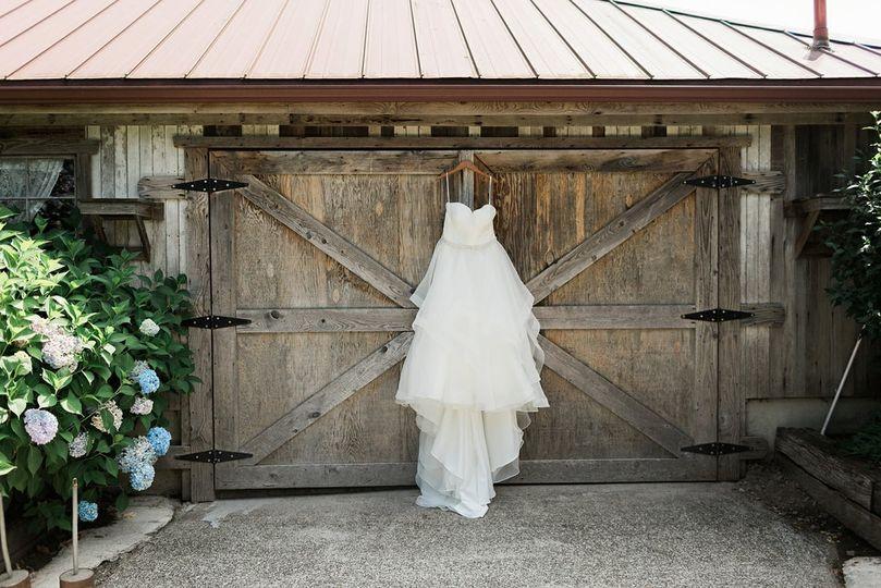Bride's Entrance to Garden