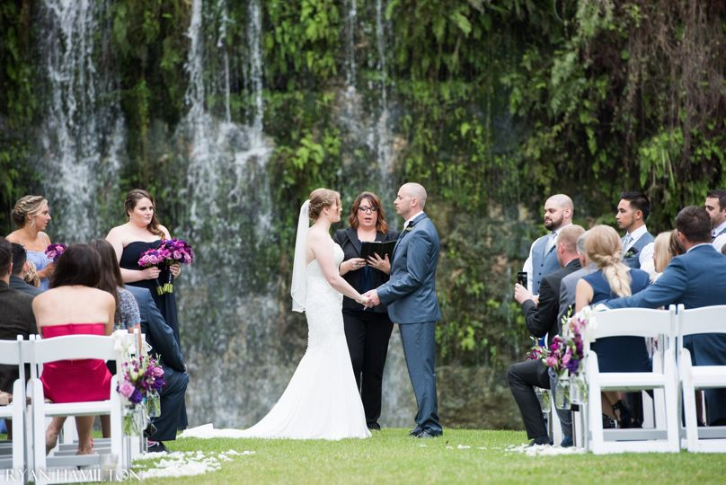 Falls wedding | Ryan Hamilton