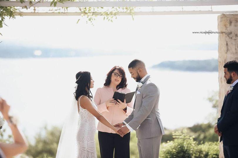 Summertime wedding  - Nice Print Photo