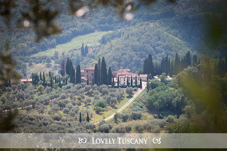 Lovely Tuscany - wedding locations in Tuscany