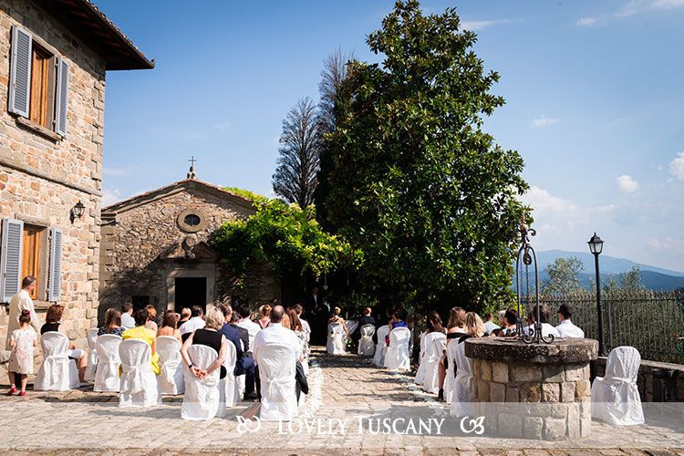 Lovely Tuscany - destination wedding in Tuscany