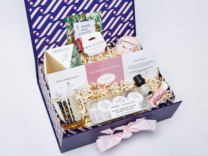 Tmx Myjane Girlfriends Box 128202077566281 Copy 51 1920833 158317995358222 Los Angeles, CA wedding favor