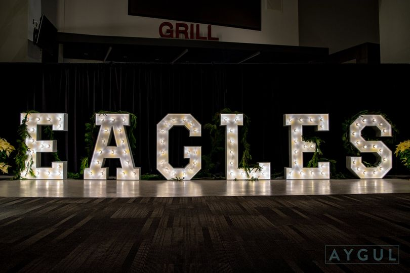 Eagles holiday party