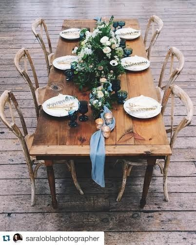 Simple Rustic Table Chair Rentals Event Rentals Miami