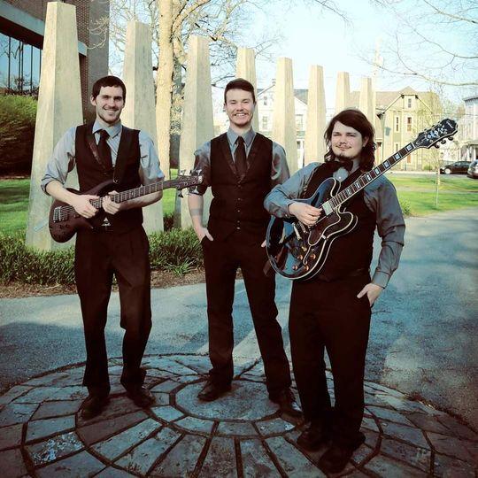 The Anthony Pieruccini Trio