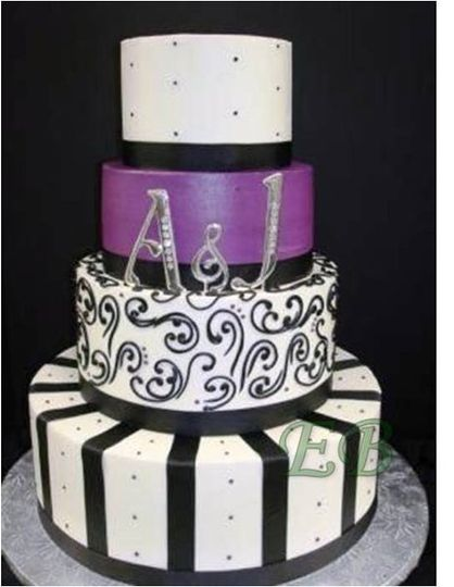 Edgewood Bakery Wedding Cake Jacksonville FL WeddingWire