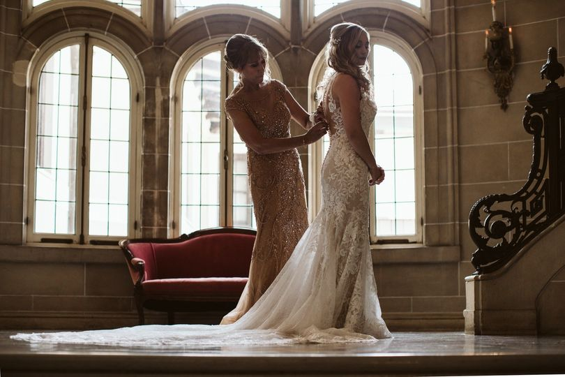 Perfecting the dress