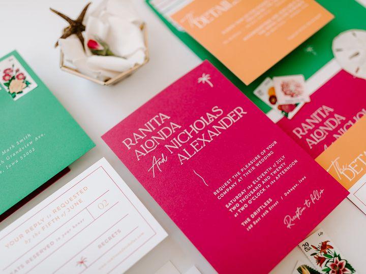Tmx 3z8a0894 51 1974833 159527643823565 Dubuque, IA wedding invitation