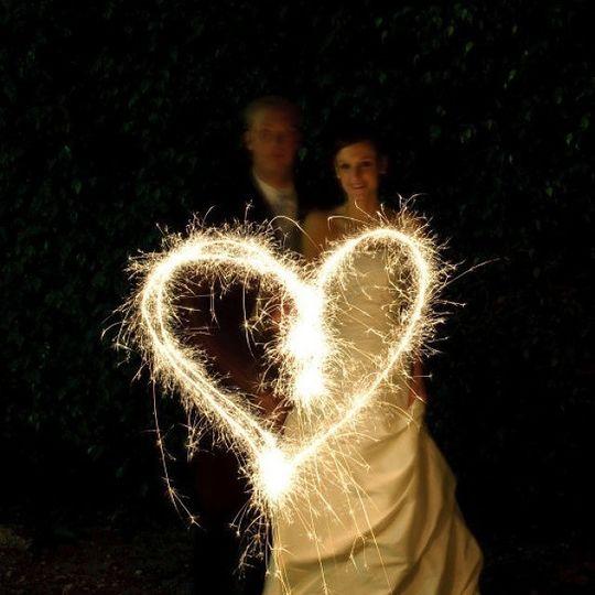 wedding sparklers 3