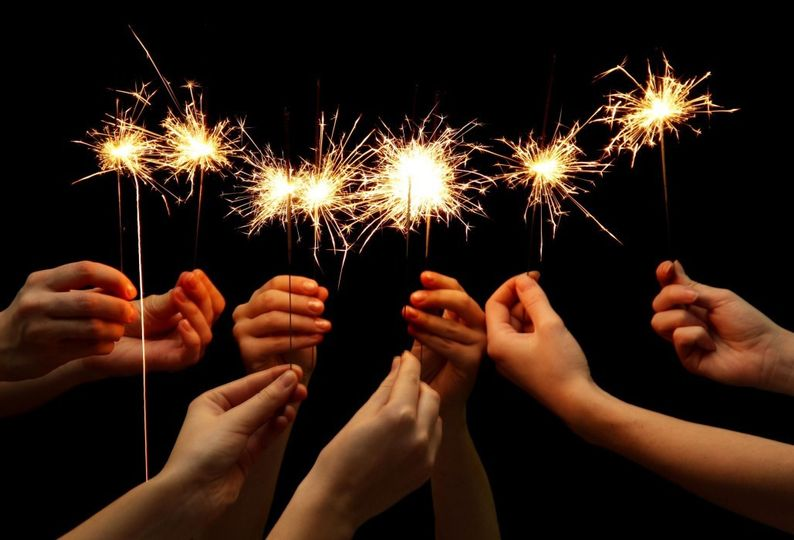 sparklers 3